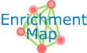 Enrichment Map Logo